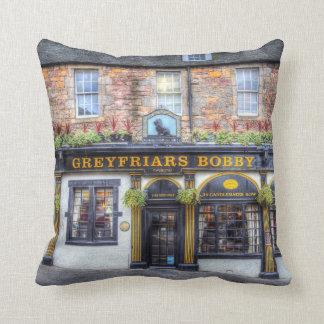 Almofada Bar Edimburgo de Greyfriars Bobby