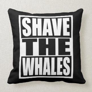 Almofada Barbeie as baleias