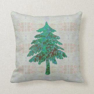 Almofada Batik da árvore 1 travesseiro
