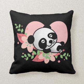Almofada Bebê da panda que dorme assim kawaii bonito