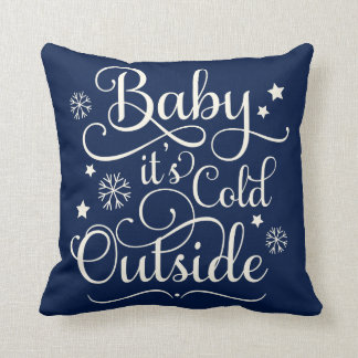Almofada Bebê é travesseiro decorativo frio do feriado da