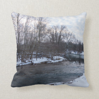 Almofada Beleza James River da neve