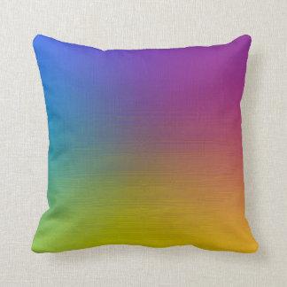 Almofada Bola do arco-íris