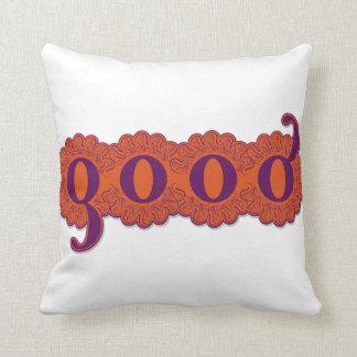 Almofada Bom travesseiro das impressões