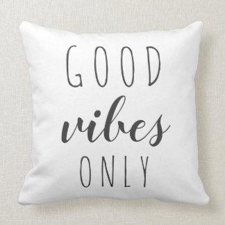 Almofada Bom travesseiro decorativo do algodão da casa da