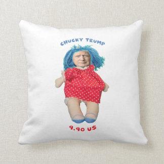 Almofada Boneca de Chucky Donald Trump