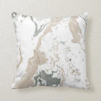 Almofada Branco cremoso de Cali do marfim Home mínimo de