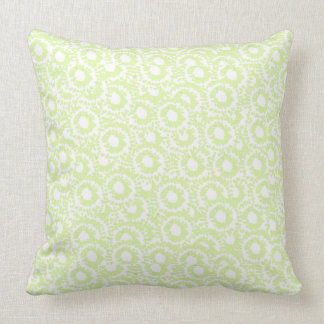 Cool modern swirls pale green white SWIRLS04
