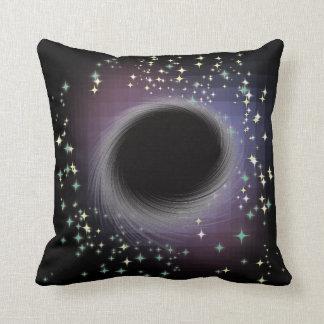 Almofada Buraco negro - sugue para fora seus pensamentos