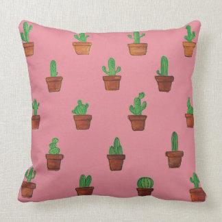 Almofada Cacto adorável no travesseiro decorativo