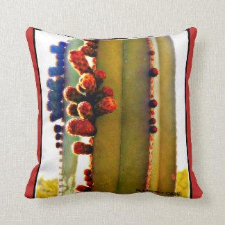 Almofada Cacto da tubulação do fogão no travesseiro