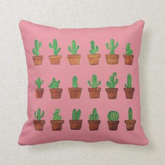 Almofada Cacto no travesseiro decorativo decorativo