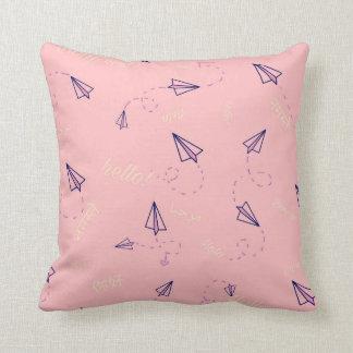 Almofada Caixa inspirada viagem do travesseiro
