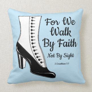 Almofada Caminhada pela fé