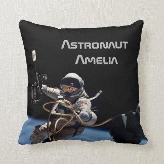 Almofada Caminhada pessoal do espaço do astronauta