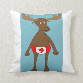 Almofada Canadense, Eh? Alces