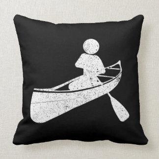 Almofada Canoeing de aflição no travesseiro do jogo