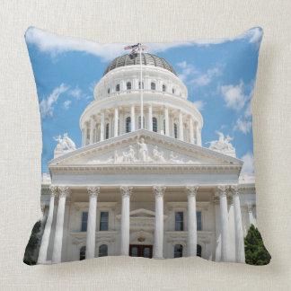 Almofada Capitólio do estado de Califórnia em Sacramento
