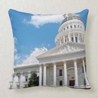 Almofada Capitólio do estado de Sacramento de Califórnia