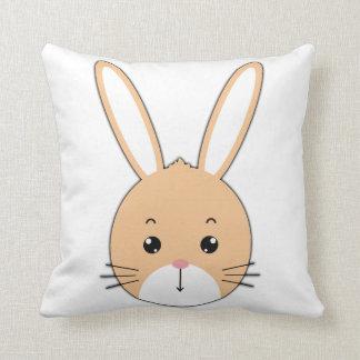 Almofada Cara do coelho