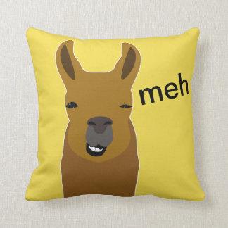 Almofada Cara engraçada da Lama