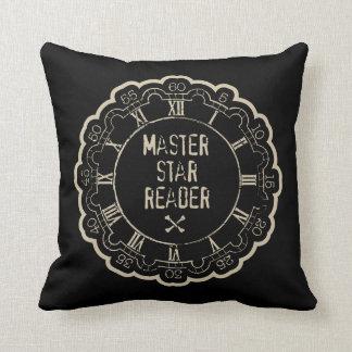 Almofada Carina - leitor mestre da estrela