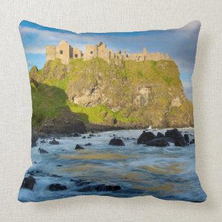 Almofada Castelo litoral de Dunluce, Ireland