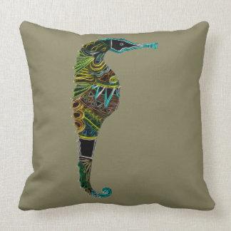 Almofada Cavalo marinho de néon