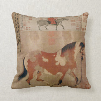 Almofada Cavalos 2 de China