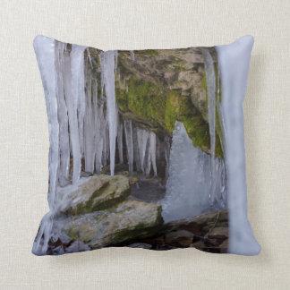 Almofada Caverna do gelo