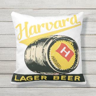 Almofada Cerveja de cerveja pilsen de Harvard