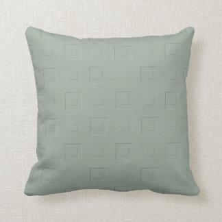 Almofada Checkered verde legal
