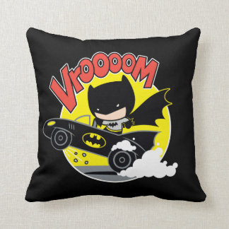 Almofada Chibi Batman no Batmobile