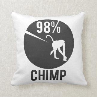Almofada chimpanzé de 98%