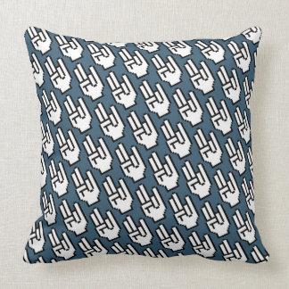 Almofada Choque TP azul de oito bocados