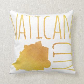 Almofada Cidade do Vaticano