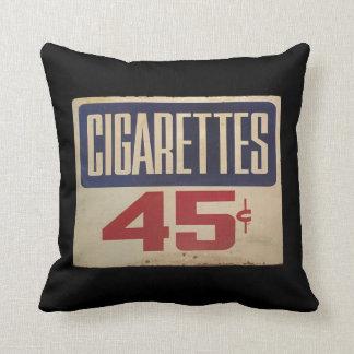 Almofada cigarros 45¢