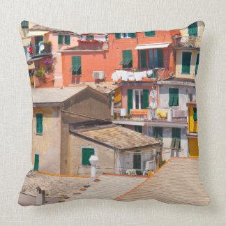 Almofada Cinque Terre Italia no Riviera italiano
