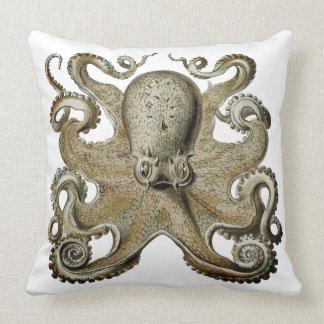 Almofada Cinza de prata do travesseiro náutico da decoração