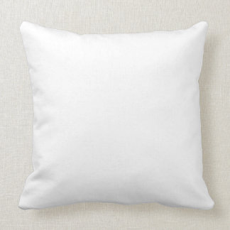 Almofada Classifique um travesseiro decorativo 20x20 do