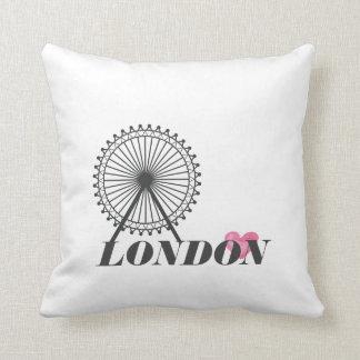 Almofada Cobrir do travesseiro da cidade de Londres