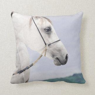 Almofada coleção do cavalo. árabe