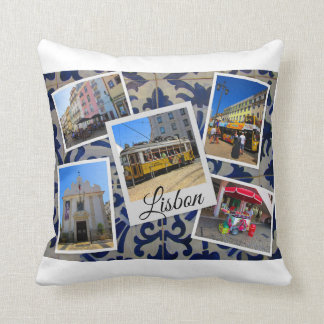 Almofada Coleção do viagem de Lisboa