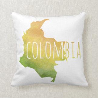 Almofada Colômbia