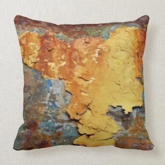 Almofada Colors of Rust Ro2.0, espécie de oxidação