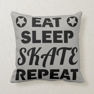 Almofada Coma a repetição do skate do sono, rolo Derby