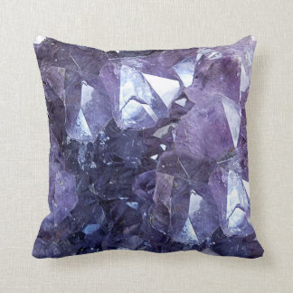 Almofada Conjunto de cristal Amethyst