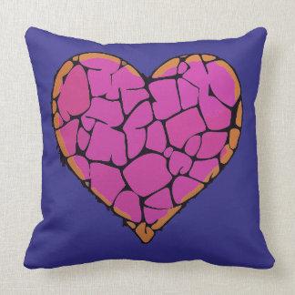Almofada Corações no amor