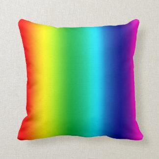 Almofada Cores do arco-íris