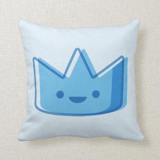 Almofada Coroa dos azuis bebés